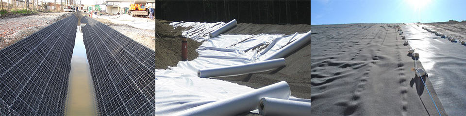 Erosion & Reinforcement Solutions