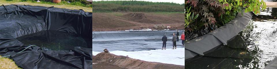 Geotex Pond Underlay