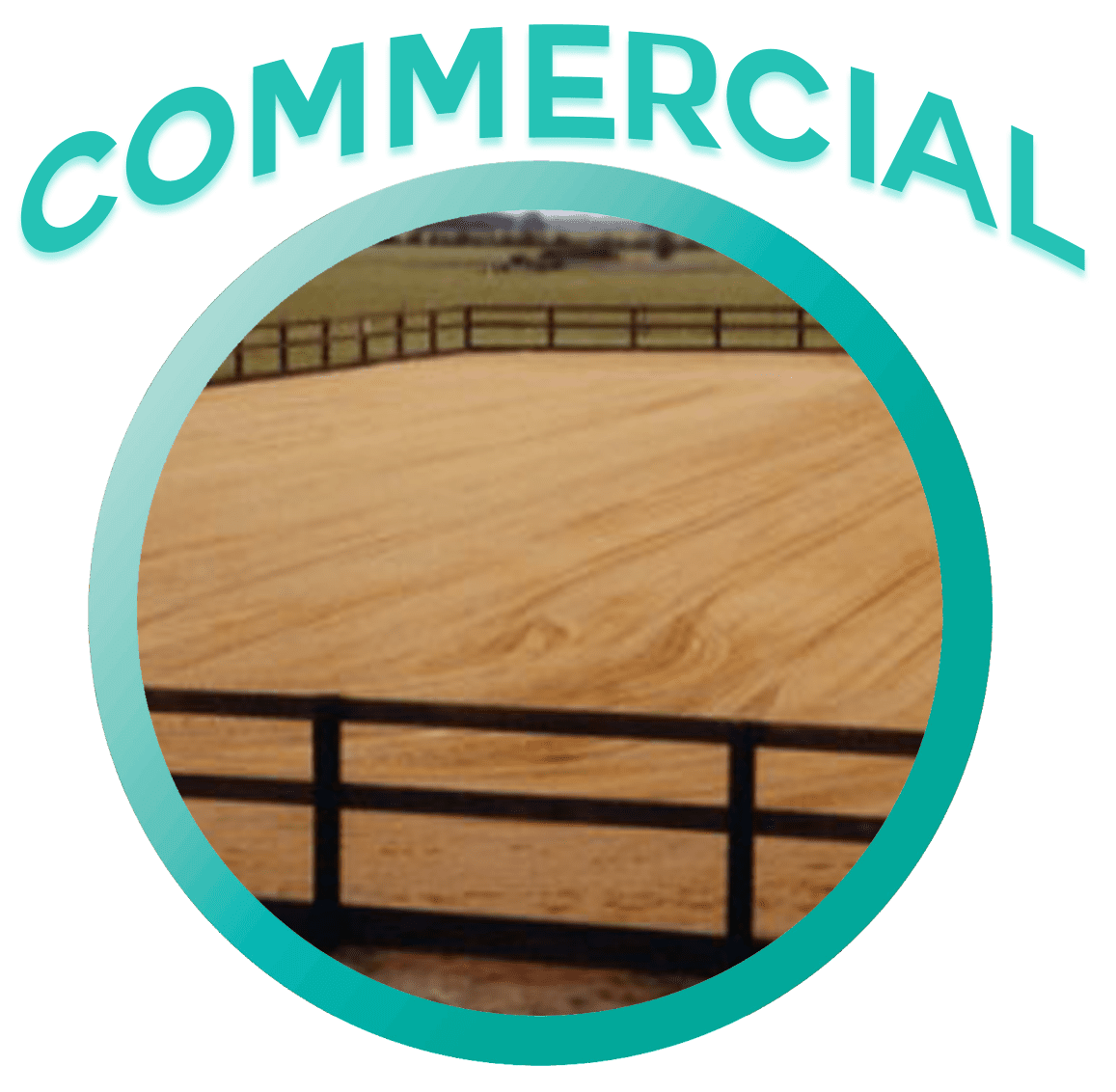 Commercial Complete Horse Arena Package For 20m X 40m