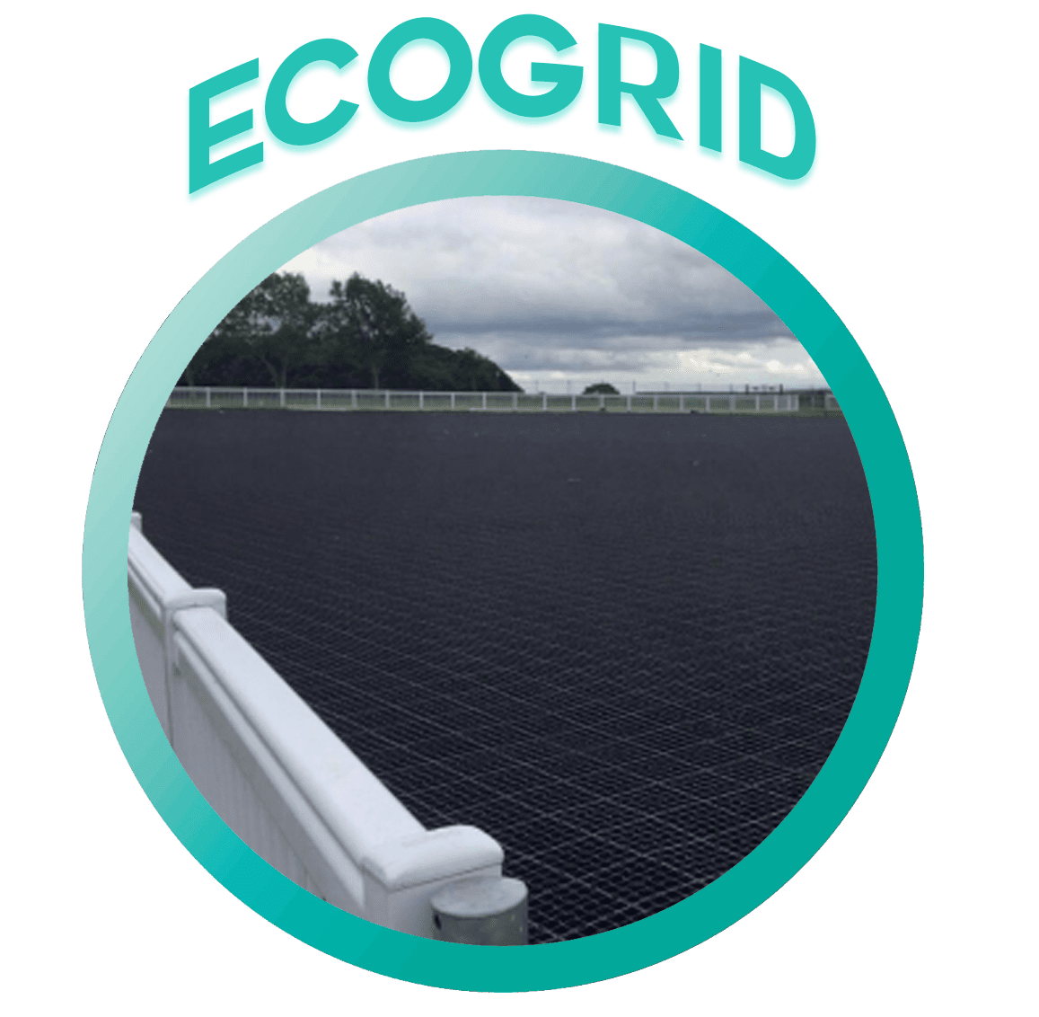 Ecogrid Complete Horse Arena Package For 20m X 40m Manege